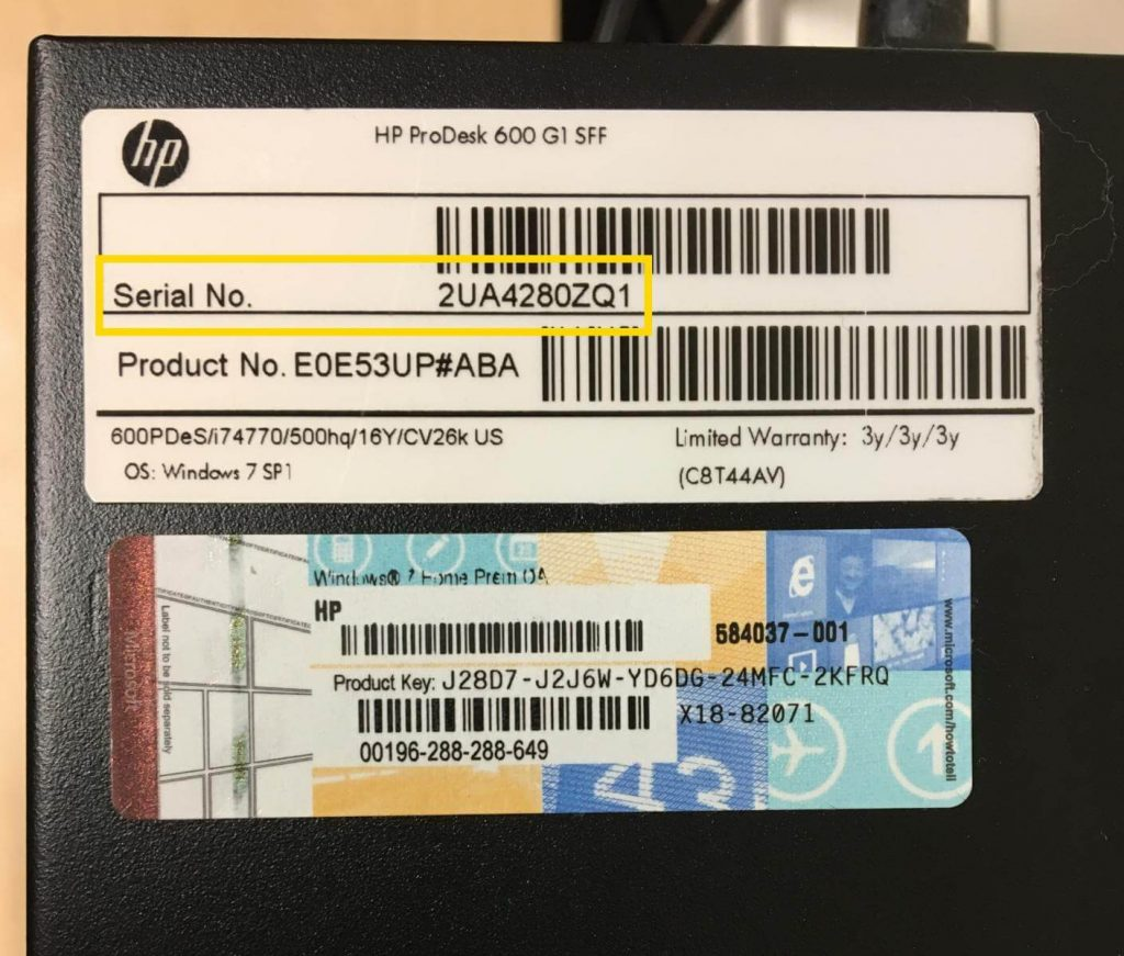 How To Find Model Number of HP Laptop Using Command Prompt